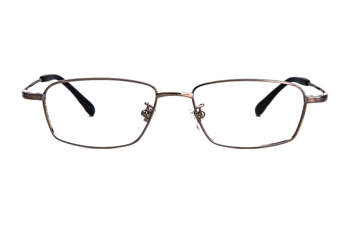 嚴選高質感純鈦眼鏡 11521-C82