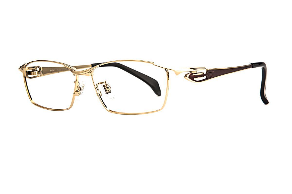 严选高质感纯钛眼镜 11483-C11
