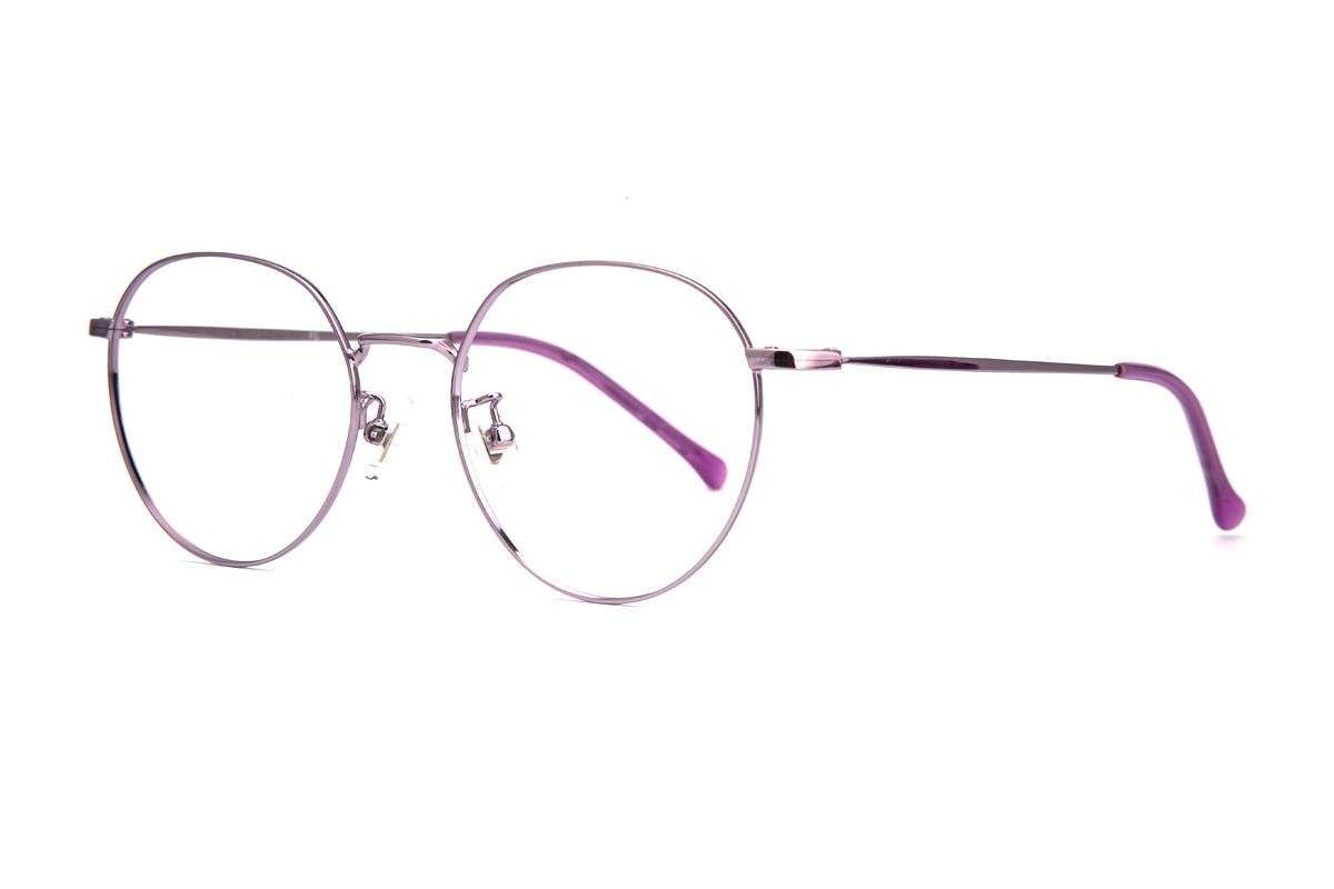 严选高质感钛镜框 3019-C61