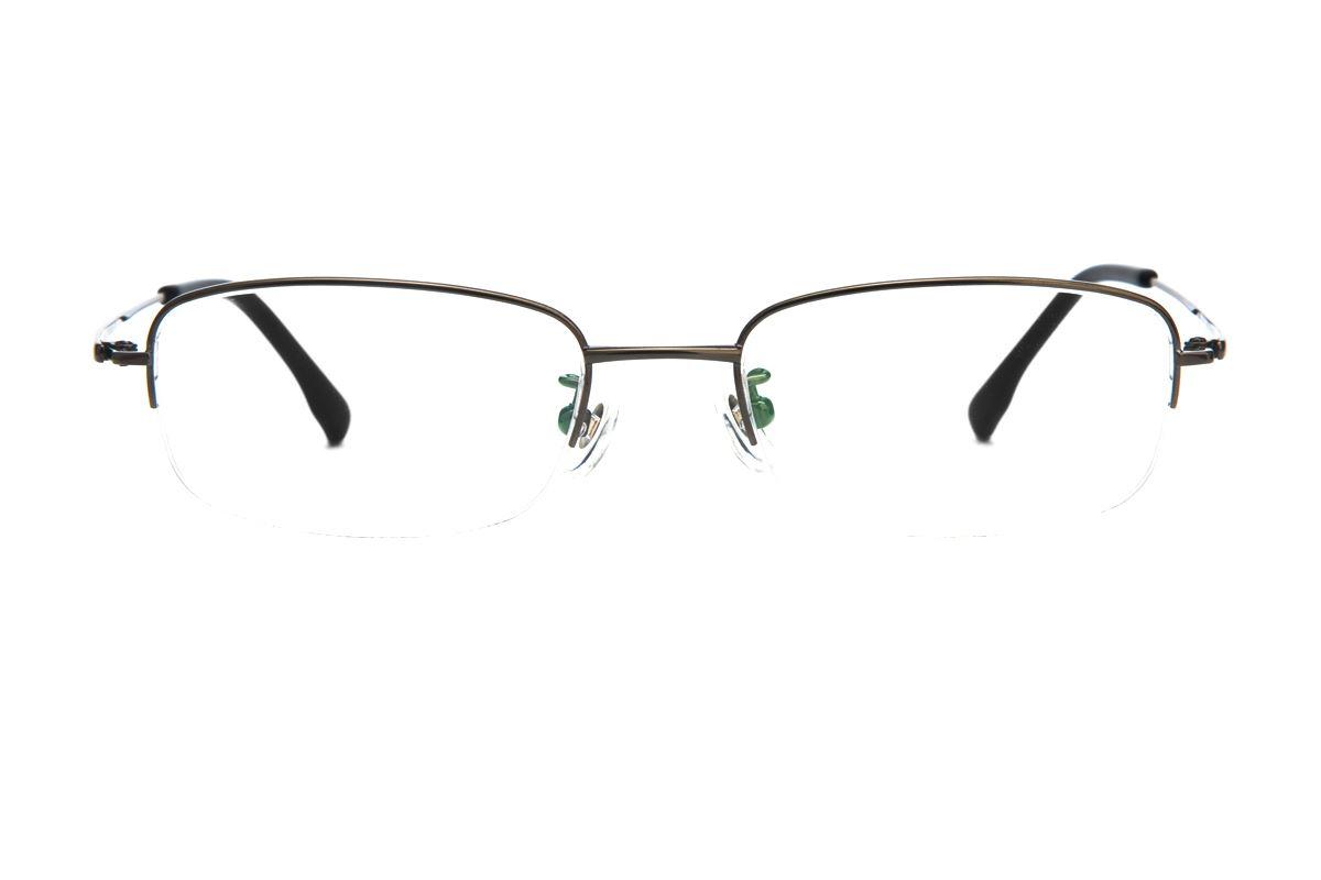 嚴選高質感純鈦眼鏡 J85431-C32