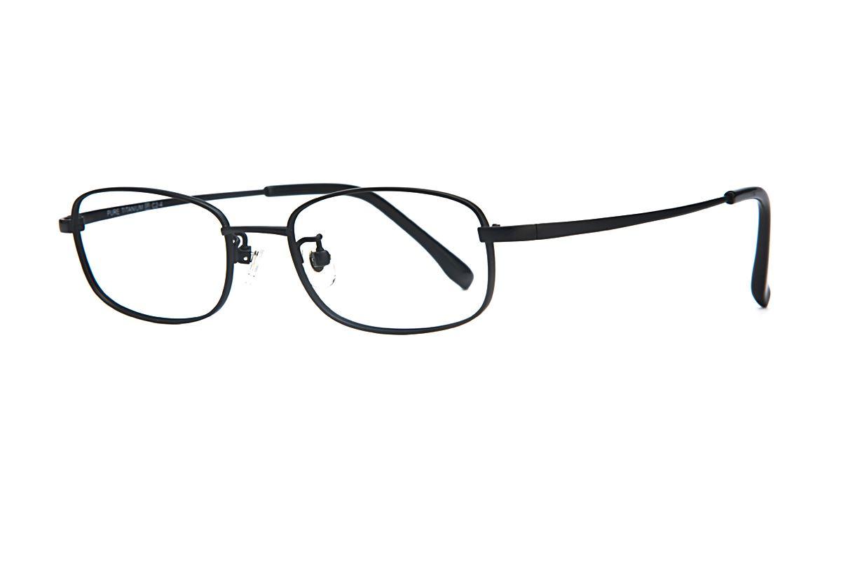 嚴選高質感純鈦眼鏡 J85913-C2-41