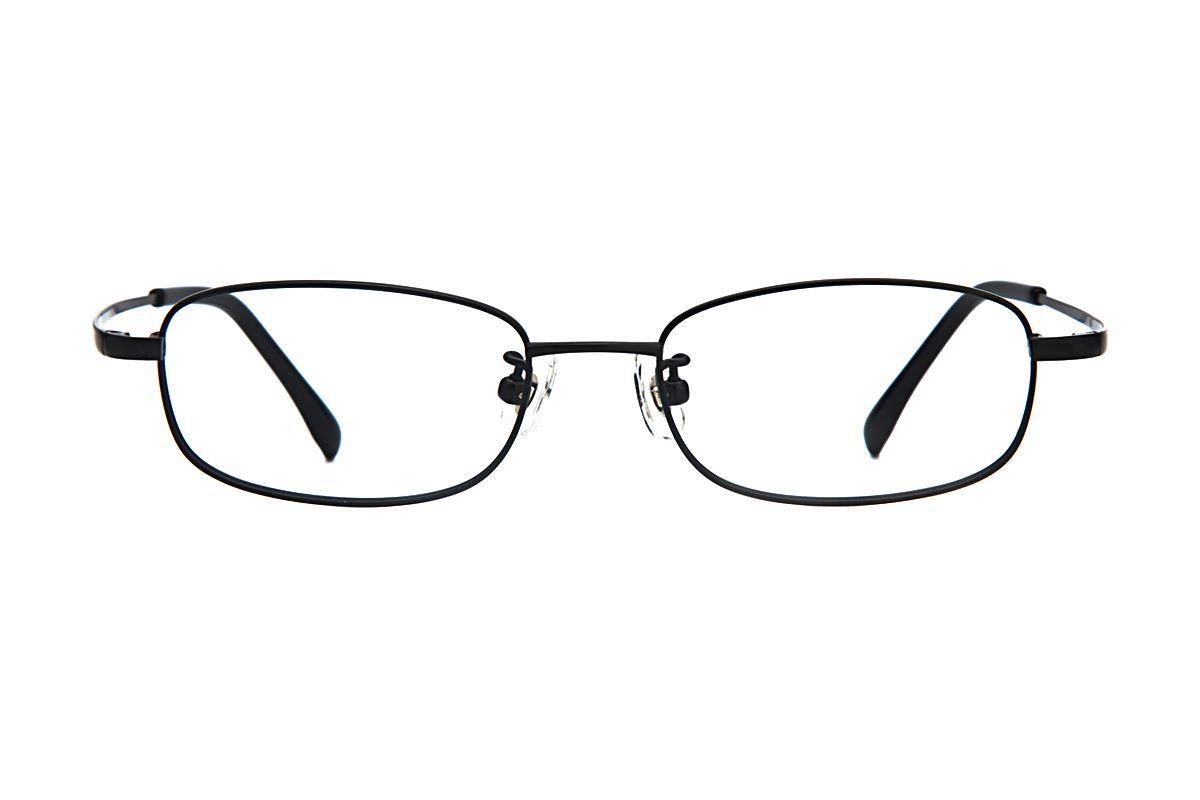 嚴選高質感純鈦眼鏡 J85913-C2-42