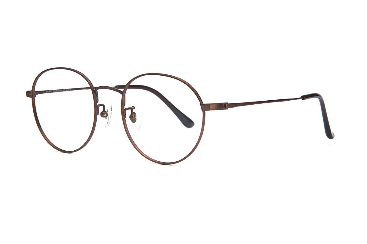 严选高质感纯钛眼镜 J85799-C2-91