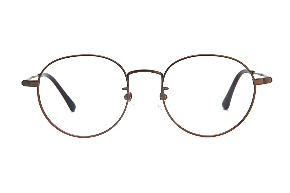 严选高质感纯钛眼镜 J85799-C2-92