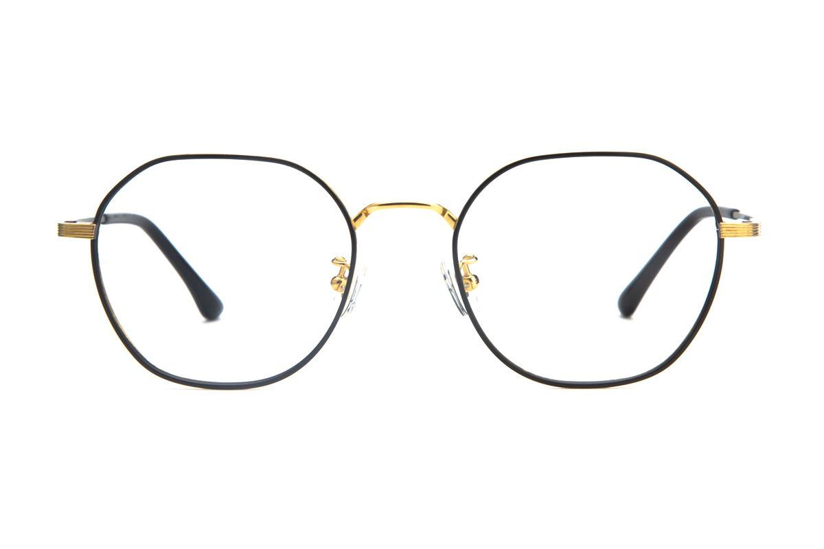 嚴選高質感純鈦眼鏡 J85836-C12