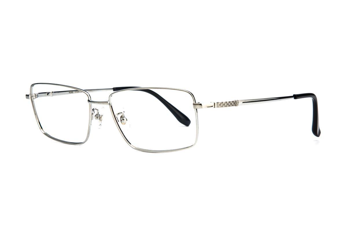 严选高质感钛眼镜 J85332-C21