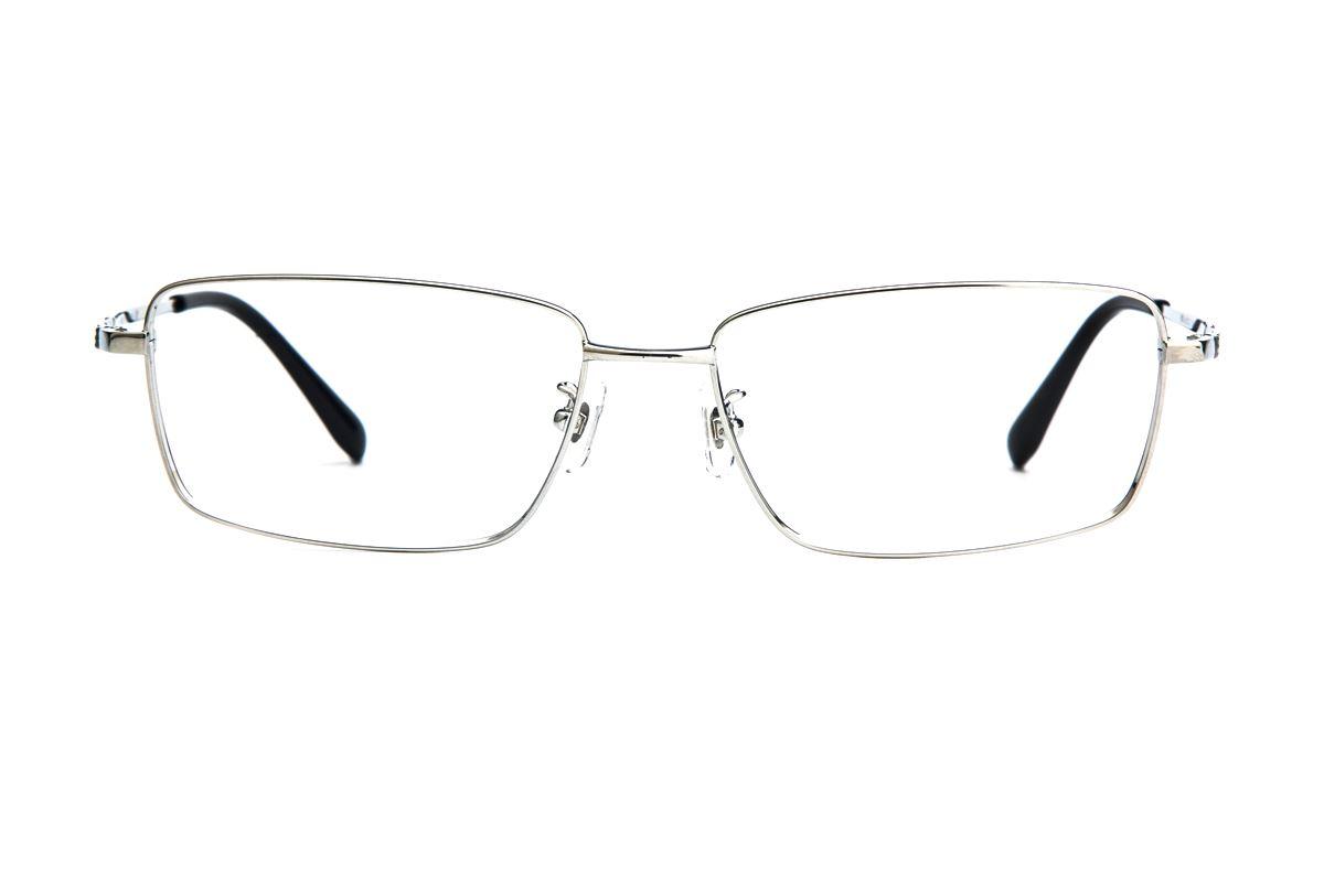 严选高质感钛眼镜 J85332-C22