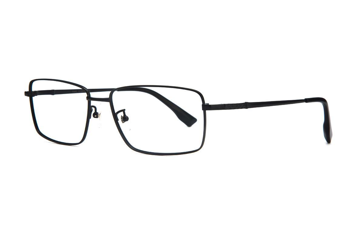 嚴選高質感鈦眼鏡 J85332-C2-41