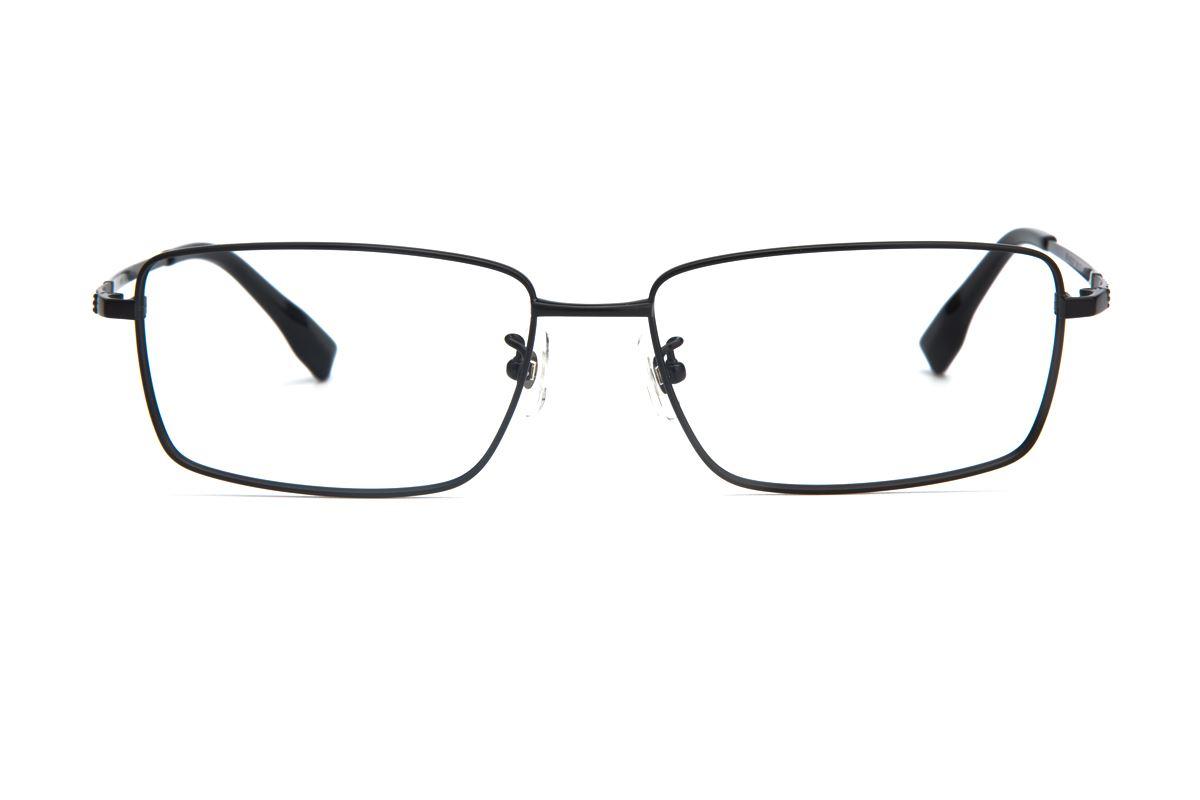 嚴選高質感鈦眼鏡 J85332-C2-42