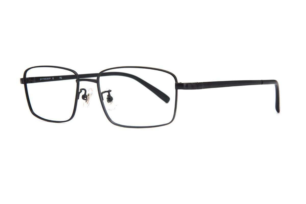 嚴選高質感β-鈦眼鏡 10239A-C061