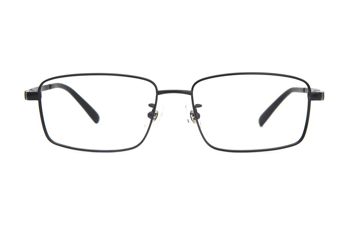 嚴選高質感β-鈦眼鏡 10239A-C062