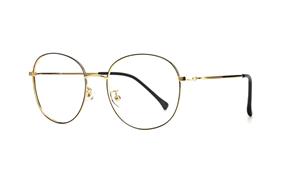 眼镜镜框-质感金属细框眼镜 9731-C1
