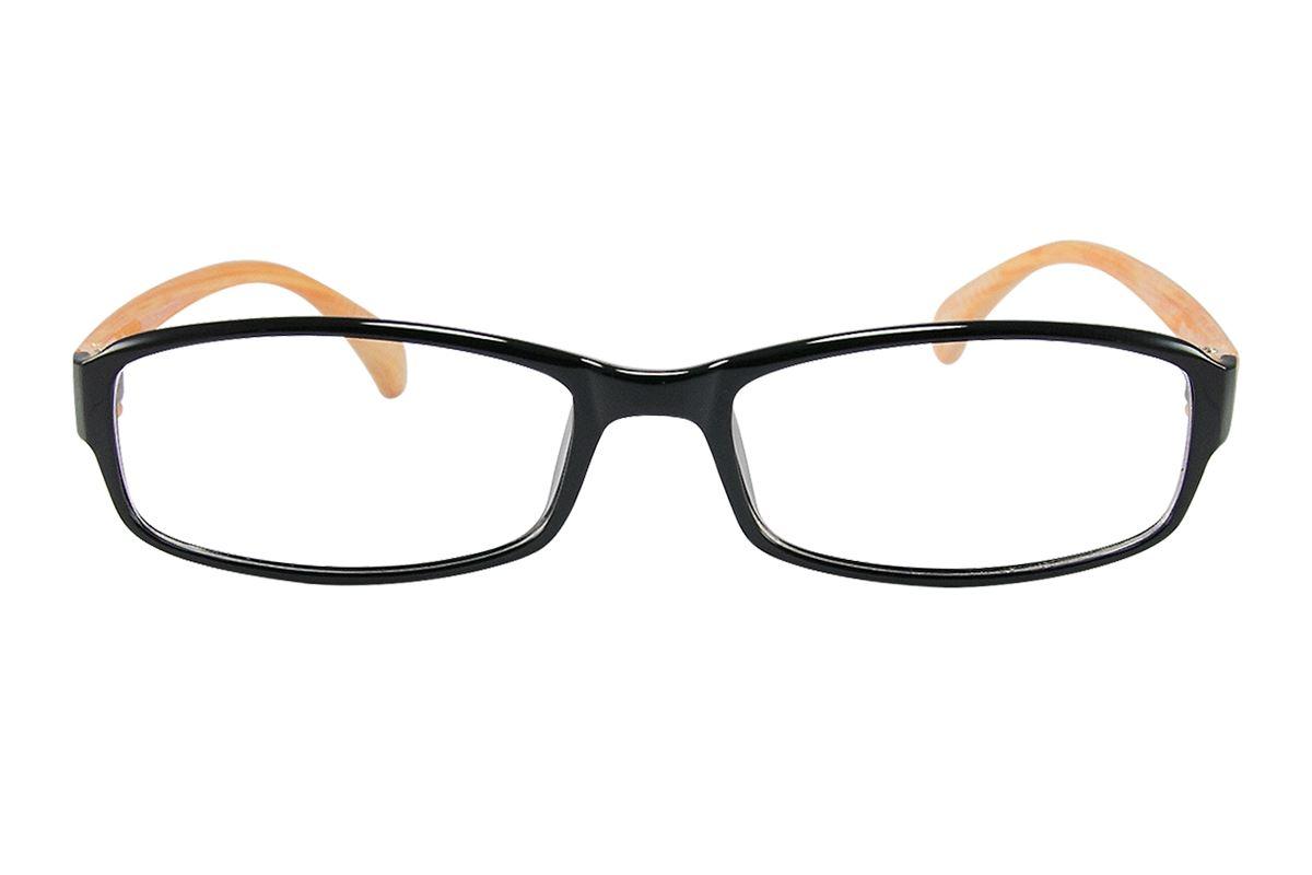 嚴選TR雙色眼鏡 HX001-BA2