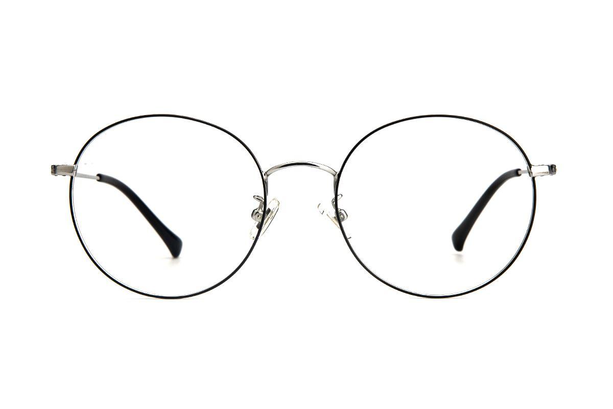 严选高质感钛镜框 3028-C3-72