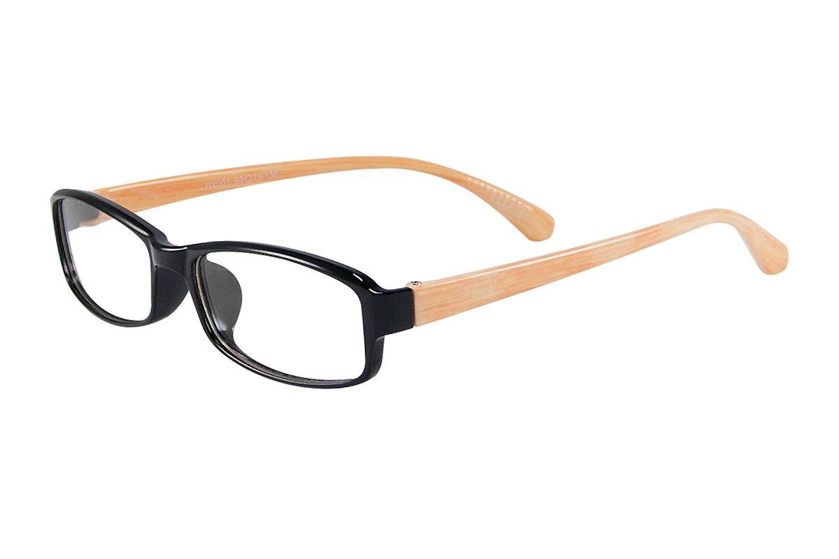 嚴選TR雙色眼鏡 HX001-BA1