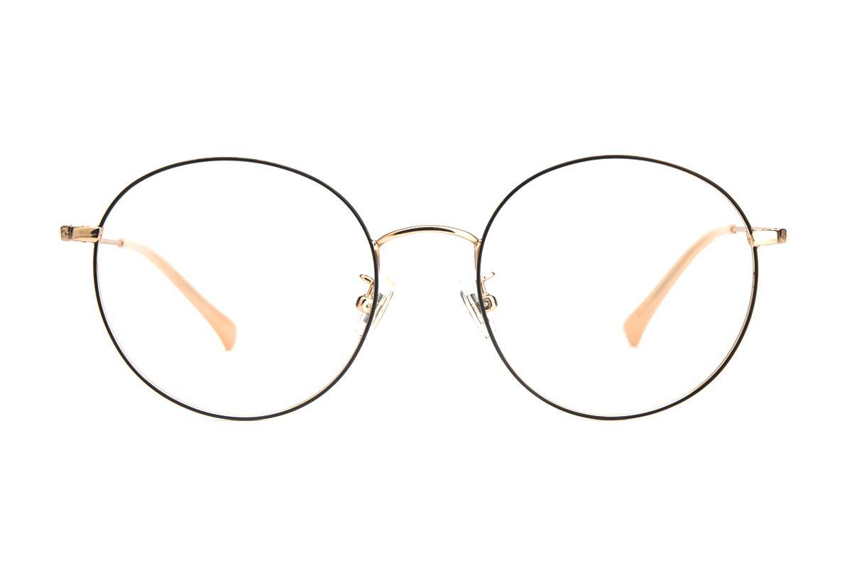 严选高质感钛镜框 3028-C11-72