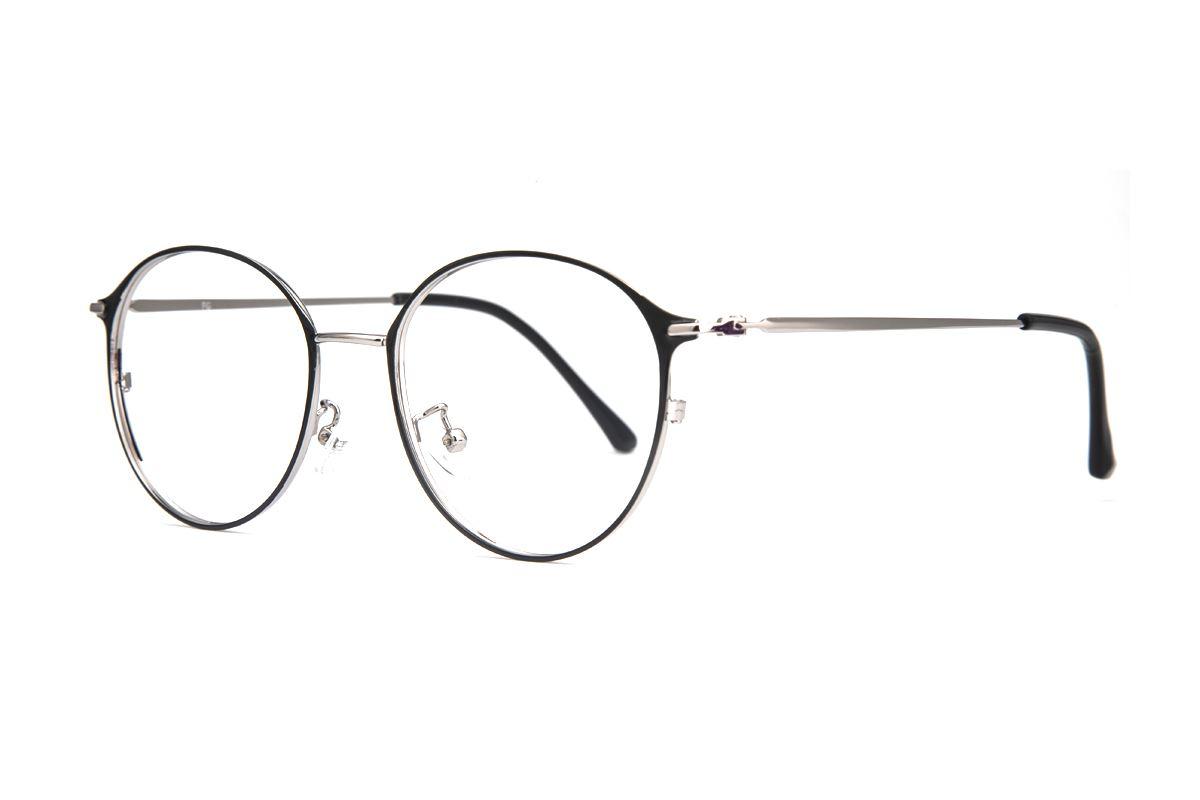 質感細圓框眼鏡 9654-C31