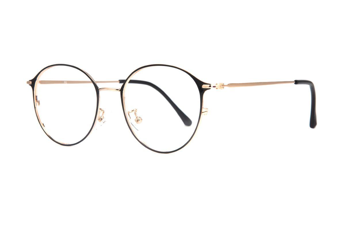 質感細圓框眼鏡 9654-C11