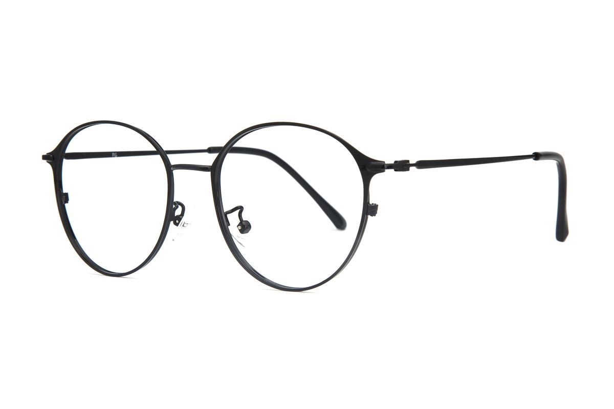 質感細圓框眼鏡 9654-C51