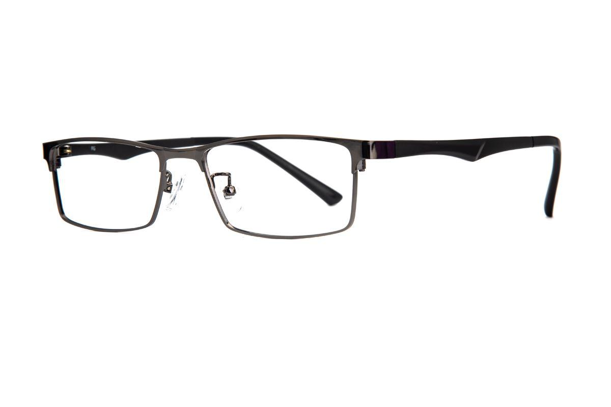 複合式金屬眼鏡框 6534-C2-101