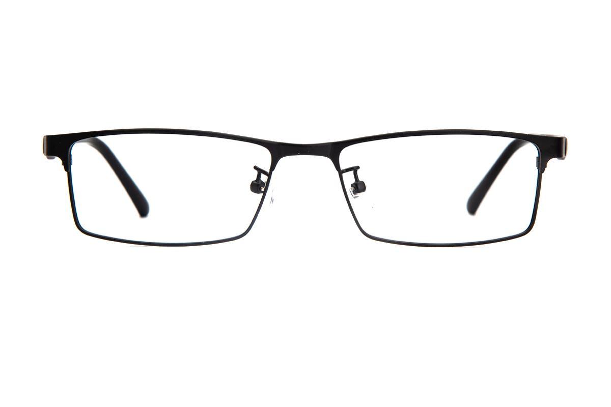 複合式金屬眼鏡框 6534-C42