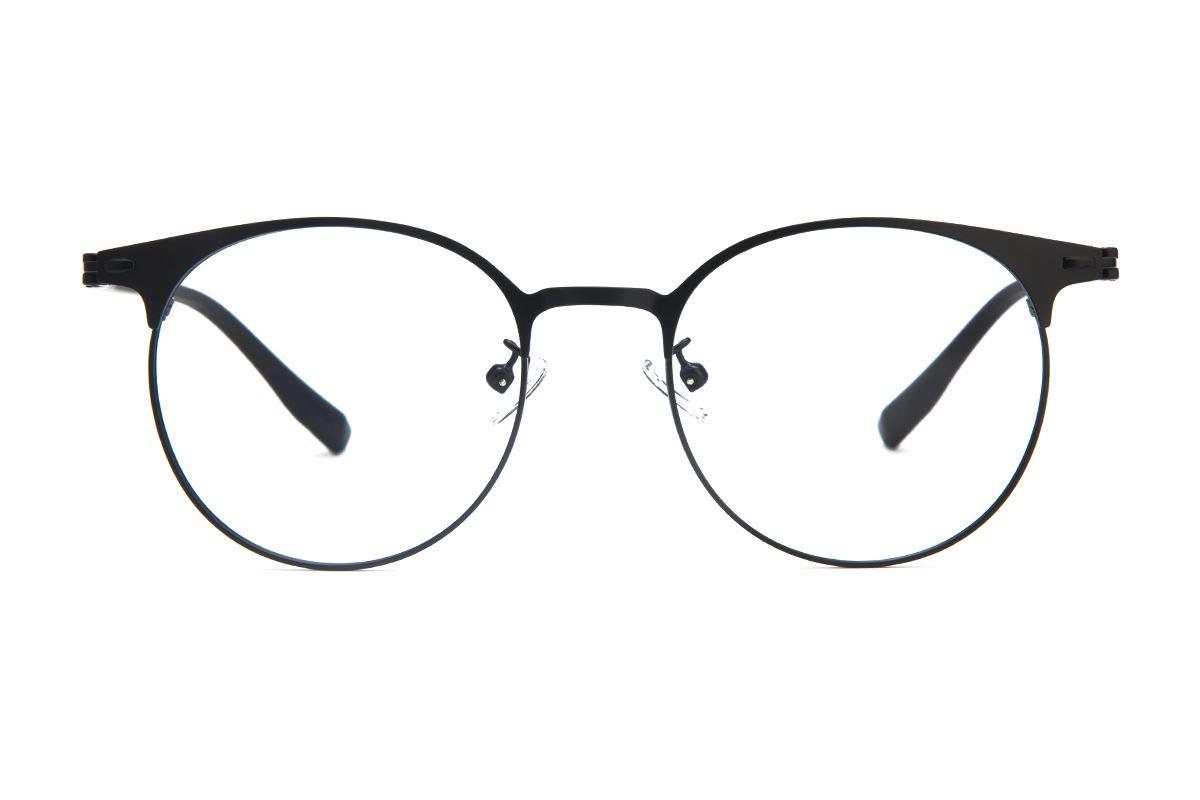 眉架質感眼鏡 19200-C12