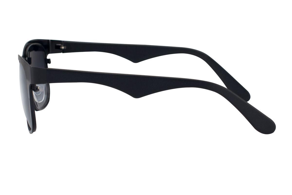 嚴選經典鋼構墨鏡 FG8011-BA3