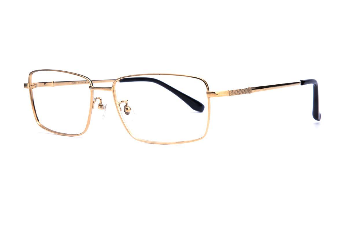 嚴選高質感鈦眼鏡 J85332-C11
