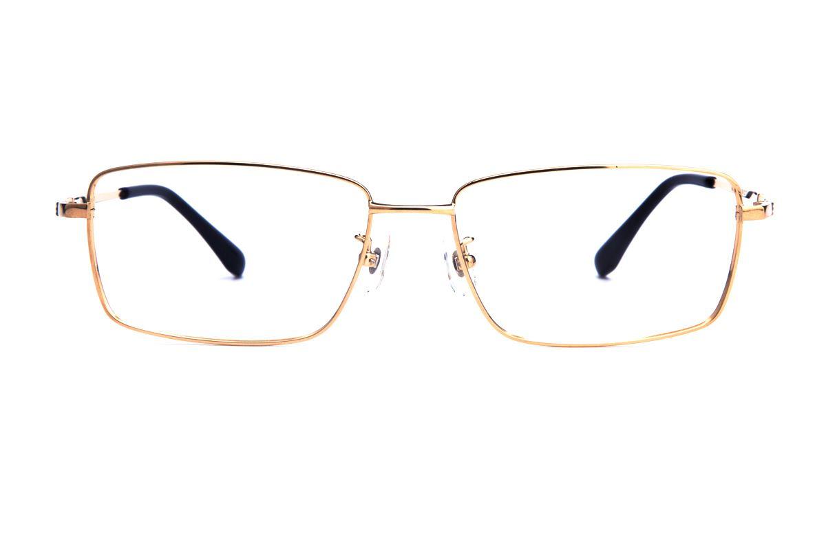 嚴選高質感鈦眼鏡 J85332-C12