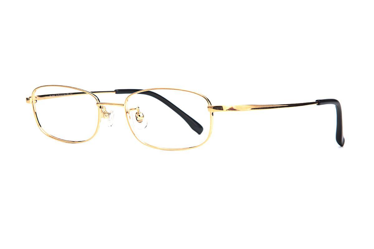 严选高质感纯钛眼镜 J85913-C21