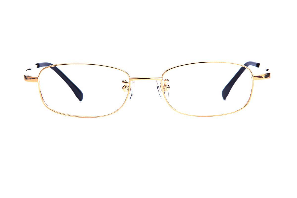 严选高质感纯钛眼镜 J85913-C22