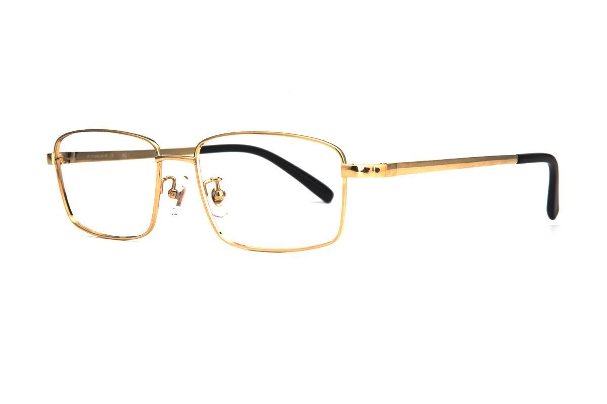 严选高质感β-钛眼镜 10239A-C011