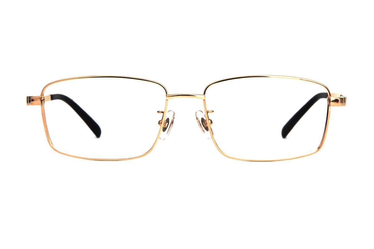 嚴選高質感β-鈦眼鏡 10239A-C012