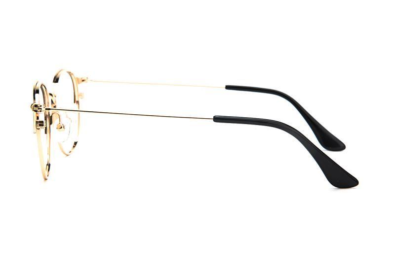 眉架质感眼镜 58048-C63