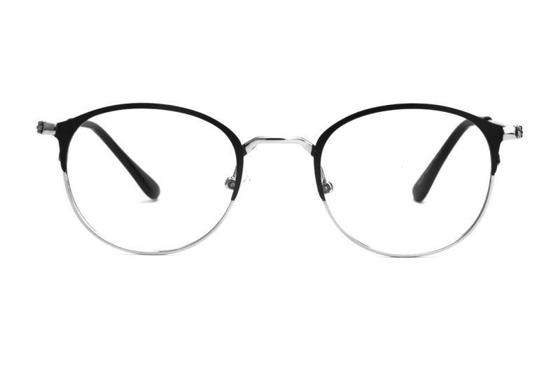 眉架质感眼镜 58048-C72