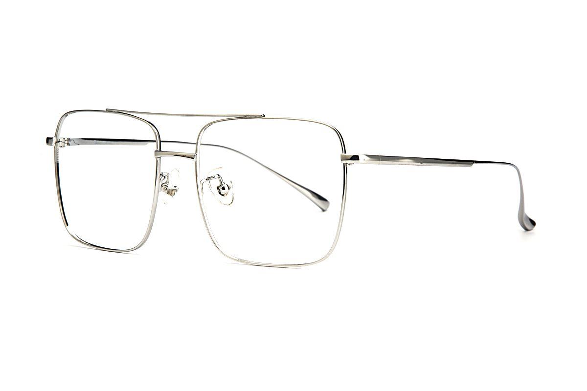 复古钛细框眼镜 V9035-C21