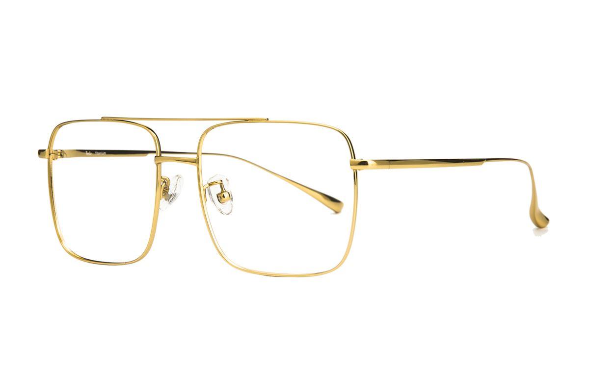 復古鈦細框眼鏡 V9035-C31