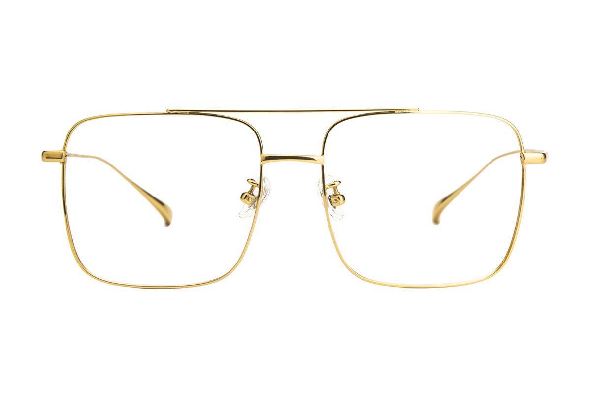 復古鈦細框眼鏡 V9035-C32