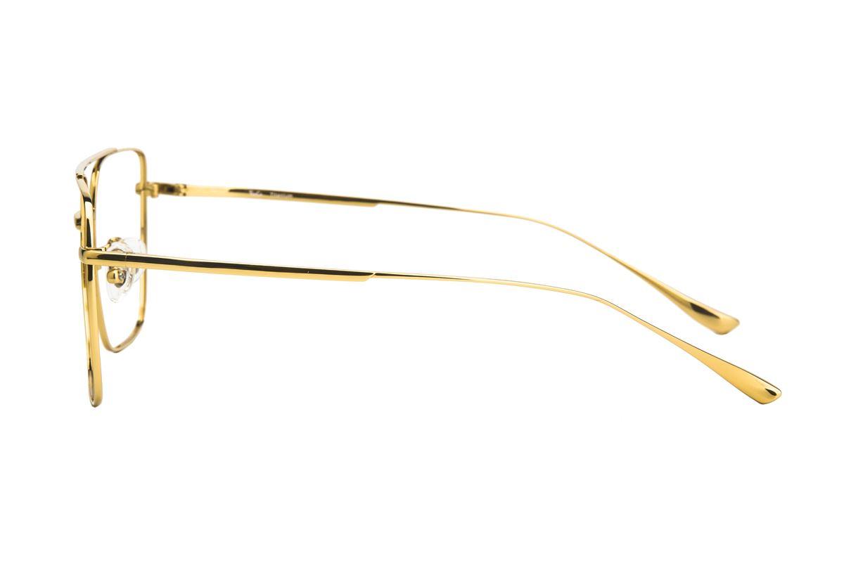 復古鈦細框眼鏡 V9035-C33