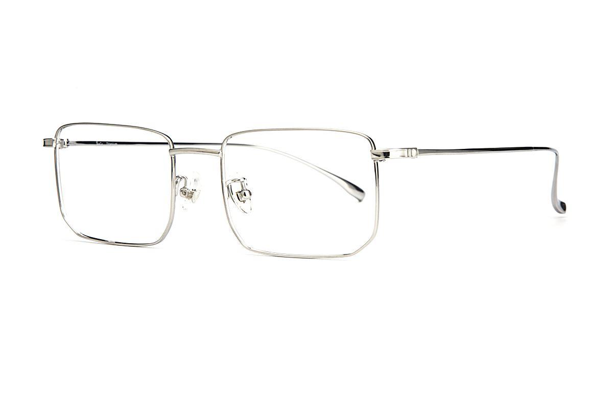 稜角鈦細框眼鏡 V9101-C21