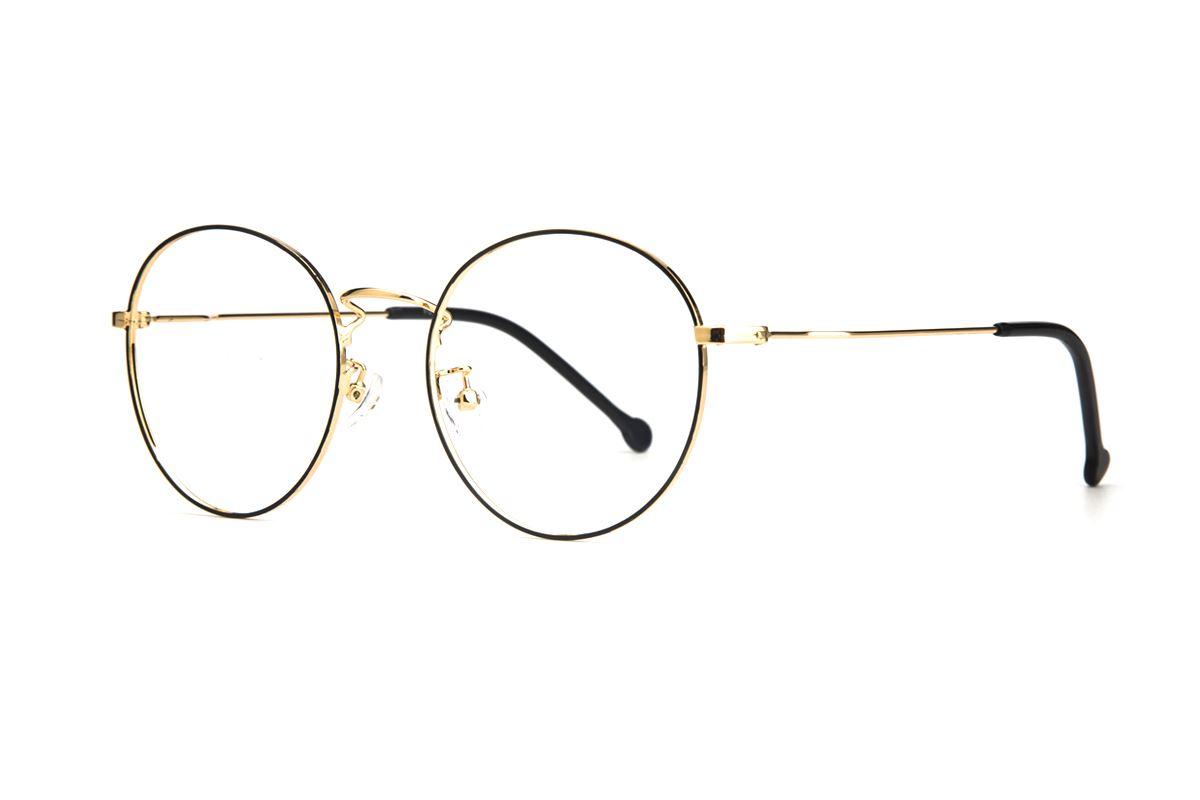 严选质感细框眼镜 5044-C1-41