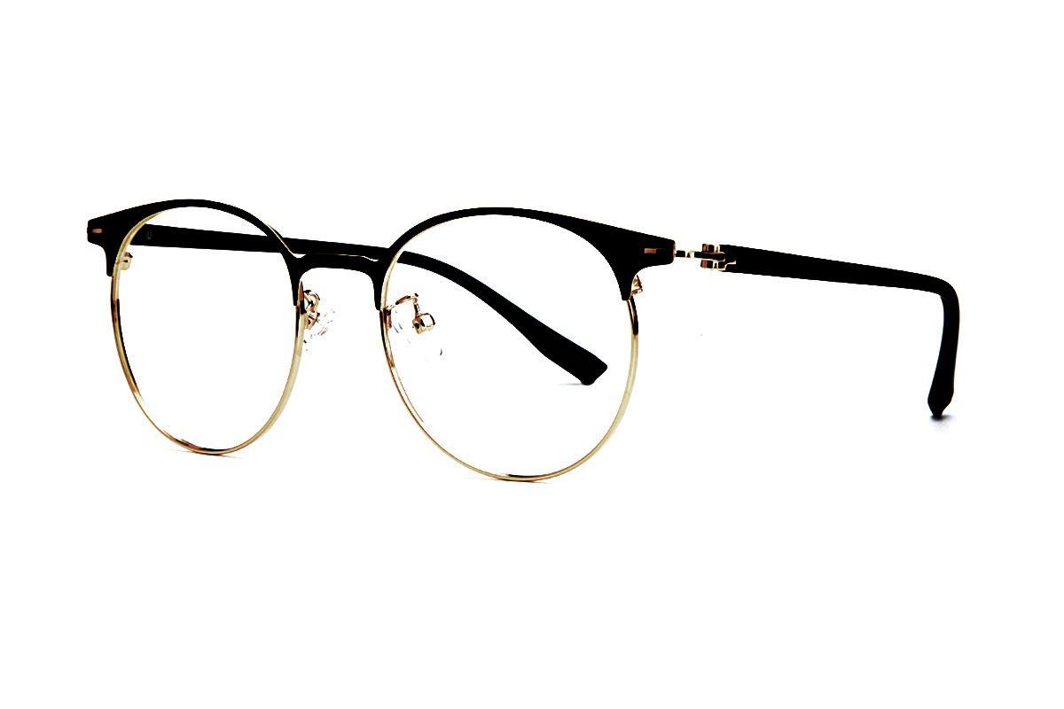 眉架质感眼镜 19200-C21