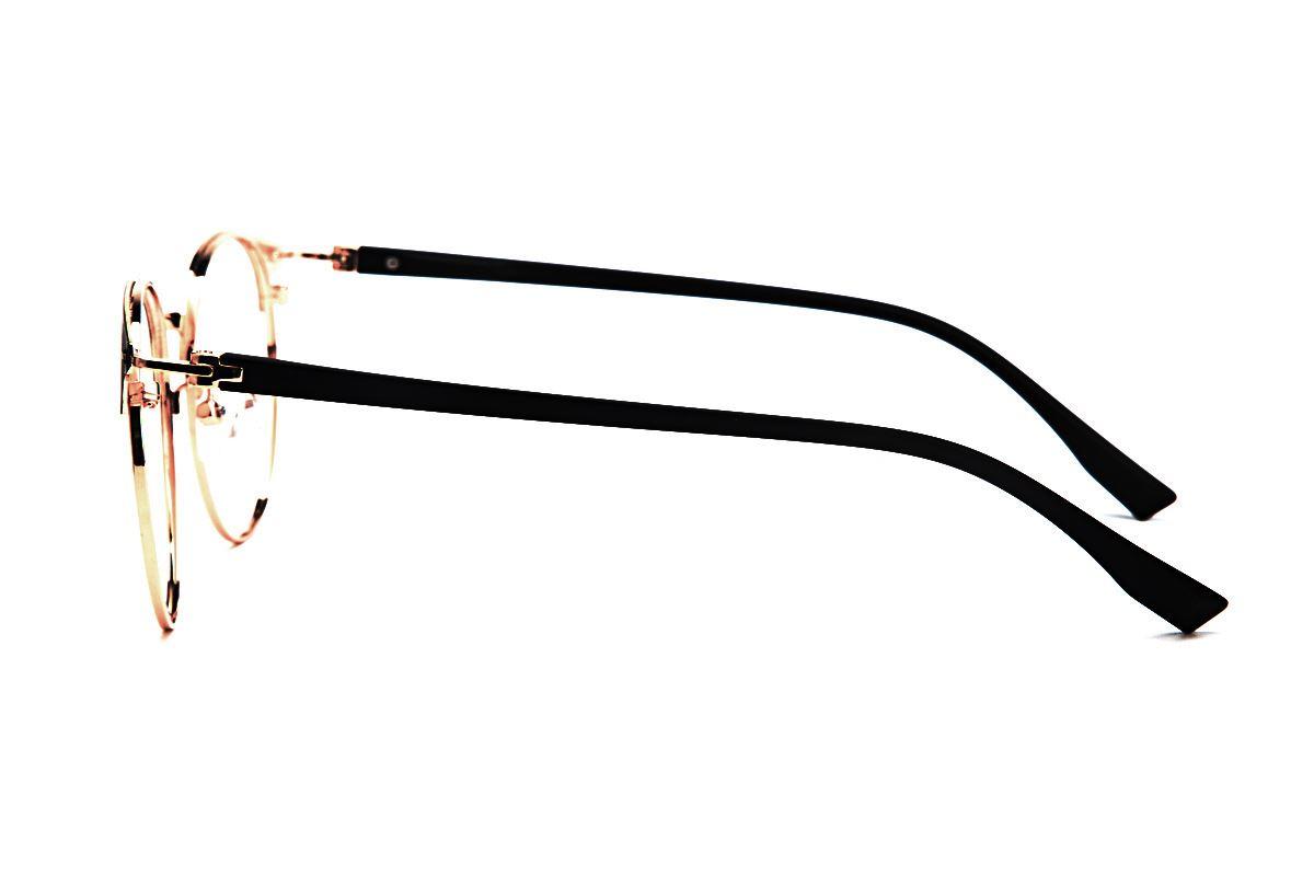 眉架質感眼鏡 19200-C23
