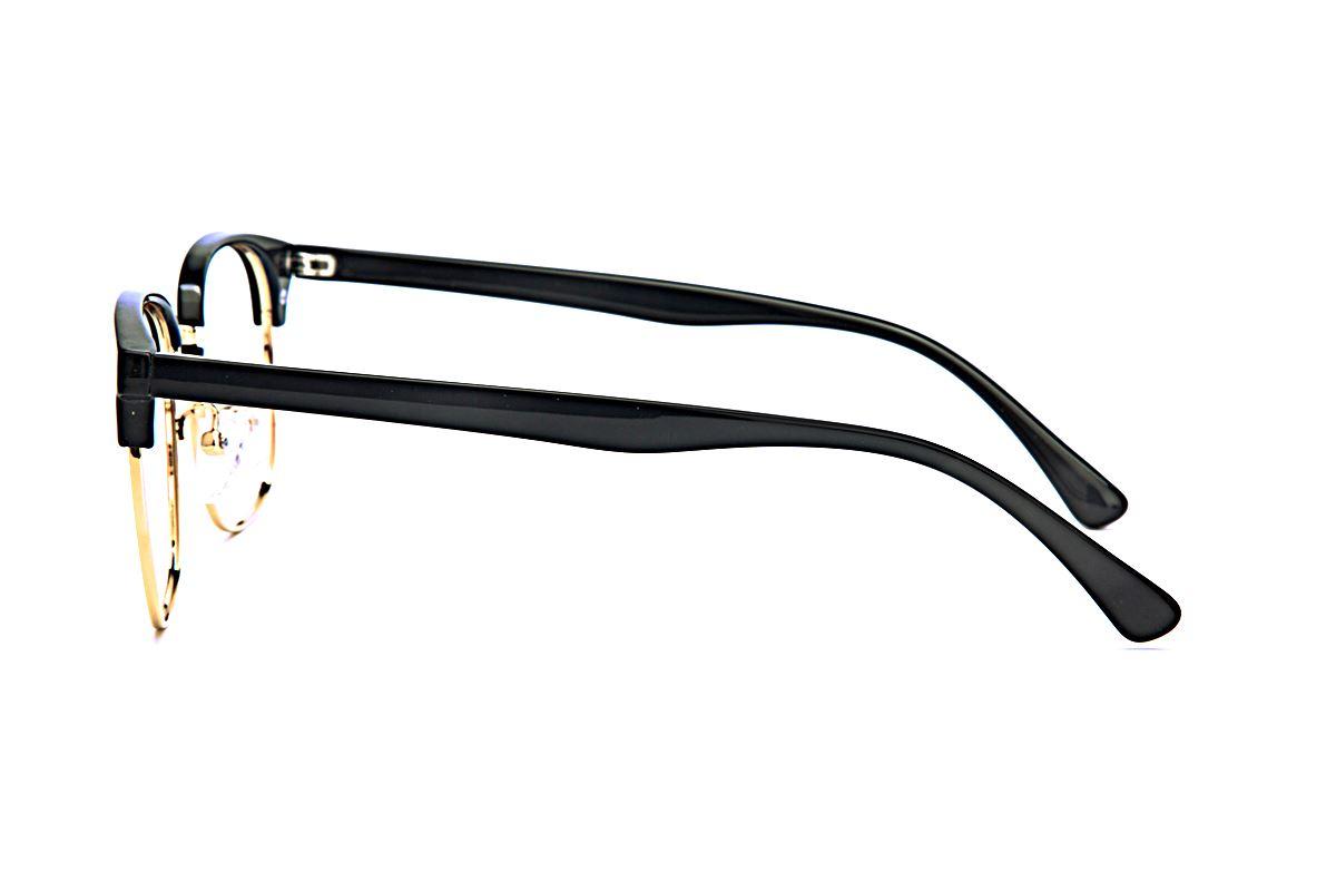 眉架质感眼镜 3038-C13