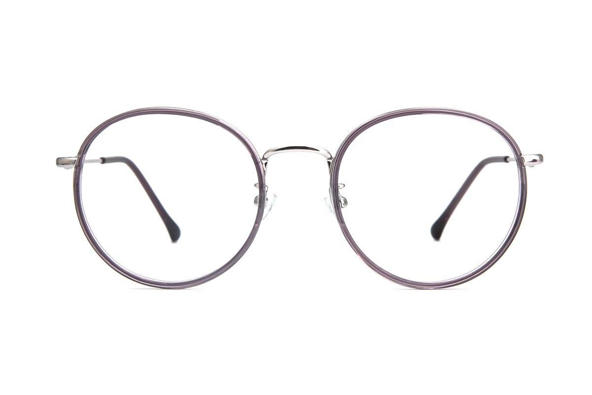 圓形複合眼鏡 7742-C62