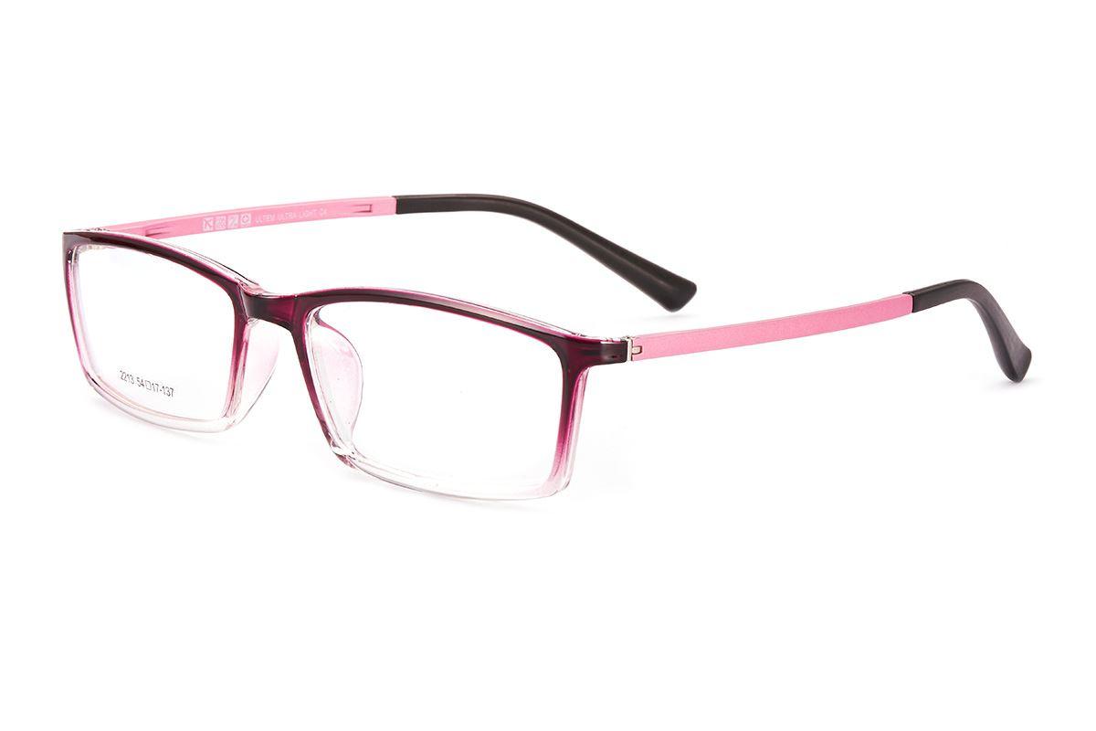 嚴選塑鋼眼鏡框 S2213-RE1