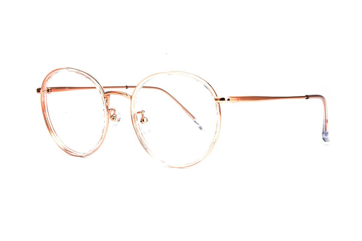 圆形复合眼镜 7742-C1441