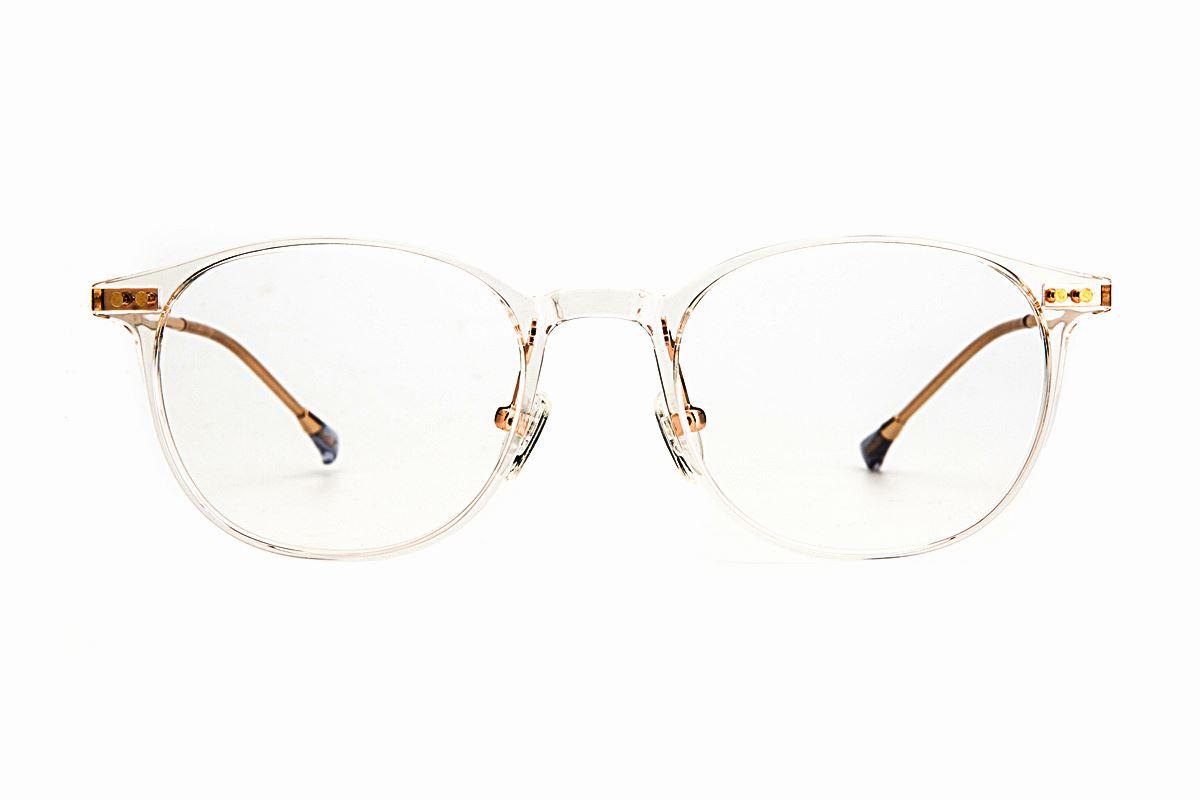 嚴選復古質感眼鏡 7716-C722