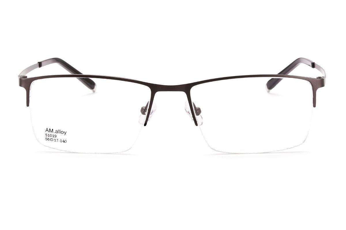FG 钢面金属镜框 51019-BO2
