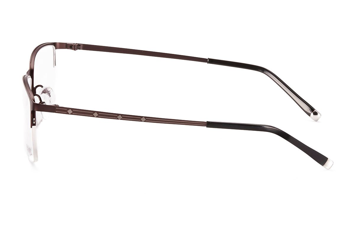 FG 钢面金属镜框 51019-BO3